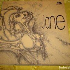 Discos de vinilo: JANE. TOGETHER. BRAIN, 1972. EDC. GERMANY. GATEFOLD. IMPECABLE (#). Lote 191508527