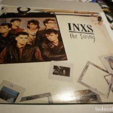Discos de vinilo: LP INXS. THE SWING. MERCURY 1984 SPAIN (PROBADO Y BIEN). Lote 191509057