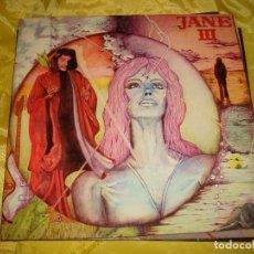 Discos de vinilo: JANE. III. BRAIN, 1974. EDC. GERMANY. GATEFOLD. IMPECABLE (#). Lote 191509630