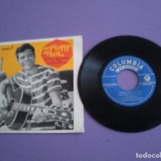 Discos de vinilo: MUY DIFICIL EP 1964. CLIFF RICHARD & THE SHADOWS ‎– DANÇANDO AO SOL. COLUMBIA ‎– SLEM 2187.PORTUGAL.. Lote 191509646