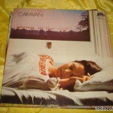 Discos de vinilo: CARAVAN. PLUMP IN THE NIGHT. BRAIN, 1975. EDC. GERMANY. GATEFOLD. (#). Lote 191509955