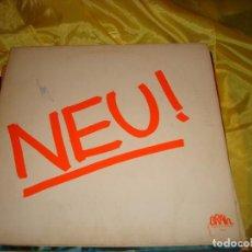 Discos de vinilo: NEU¡ . NEU ¡ . BRAIN, 1972. EDC. GERMANY. GATEFOLD. (#). Lote 191510357