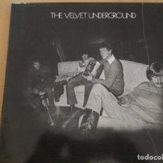 Discos de vinilo: THE VELVET UNDERGROUND LP SPAIN 1980. Lote 191512783