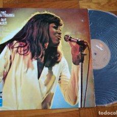 Discos de vinilo: IKE AND TINA TURNER TOO HOT TO HOLD! LP 1972 MARFER EDICION ESPAÑOLA SPAIN -VINILO EXCELENTE ESTADO. Lote 191517873