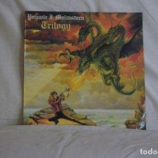 Discos de vinilo: YNGWIE J. MALMSTEEN - TRILOGY . Lote 191522011