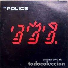 Discos de vinilo: THE POLICE – GHOST IN THE MACHINE . Lote 191522552