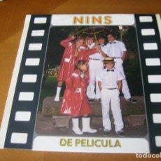 Discos de vinilo: LP : NINS / DE PELICULA / RARO 1985 EX. Lote 191525747