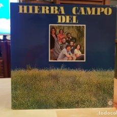 Discos de vinilo: ANTIGUO LP HIERBA DEL CAMPO 1977 VER FOTOS. Lote 191526975
