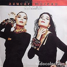 Discos de vinilo: AZUCAR MORENO - MAMBO (CLUB MAMBO MIX) - MAXI-SINGLE SPAIN 1991. Lote 191527422