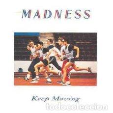 Discos de vinilo: MADNESS – KEEP MOVING . Lote 191529615
