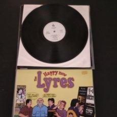 Discos de vinilo: THE LYRES HAPPY NOW GARAGE JEFF CONOLLY. Lote 191530511