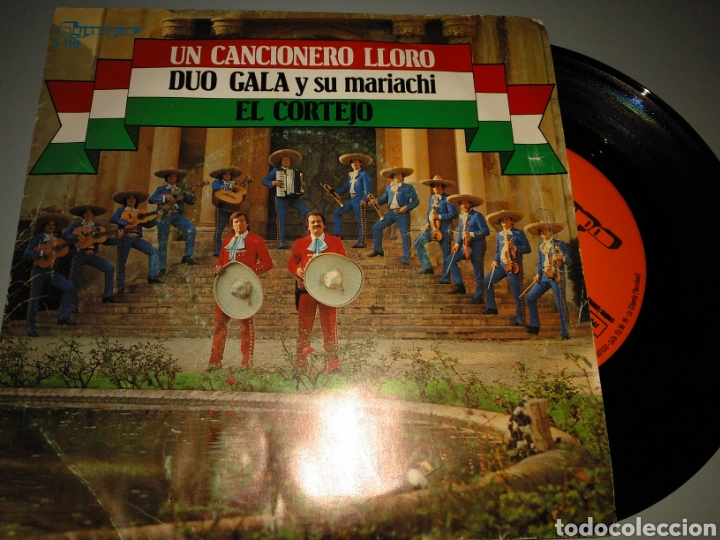 DUO GALA (Música - Discos - Singles Vinilo - Grupos y Solistas de latinoamérica)
