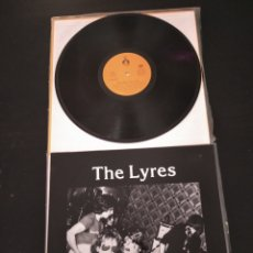 Discos de vinilo: LYRES WE SELL SOUL. GARAGE. JEFF CONOLLY. Lote 191531541