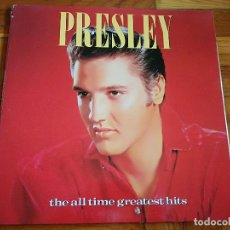 Discos de vinilo: ELVIS PRESLEY THE ALL TIME GREATEST HITS 1988 - DOBLE LP VINILO RCA RECORDS - 47 CANCIONES. Lote 191532332