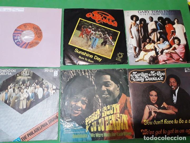 Discos de vinilo: lote funk singels - Foto 5 - 191532905