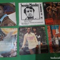 Discos de vinilo: LOTE FUNK SINGELS ULTIMOS DIAS NO VOLVERA A PONERSE EN VENTA EL LOTE. Lote 217031170