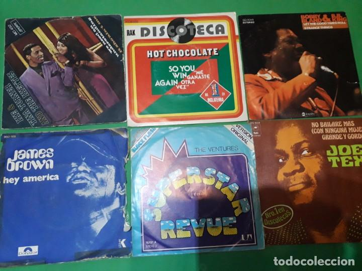 Discos de vinilo: lote funk singels - Foto 8 - 191532905