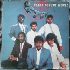 Discos de vinilo: READY FOR THE WORLD - READY FOR THE WORLD. LP, EDICIÓN ALEMANA. Lote 191545670