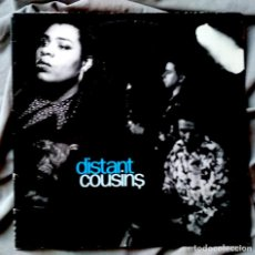 Discos de vinilo: DISTANT COUSINS. LP 1989 EDICIÓN ESPAÑOLA. Lote 191545747