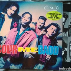 Discos de vinilo: COLOR ME BAD - C.M.B. LP EDICIÓN EUROPEA.. Lote 191546440
