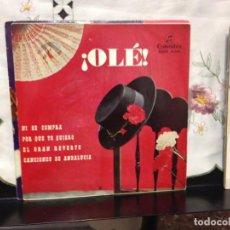Discos de vinilo: CISNEROS CON SU ORQUESTA SINFONICA - NI SE COMPRA + 3 / EP 7' SPAIN 1962 - M/M. Lote 191550216