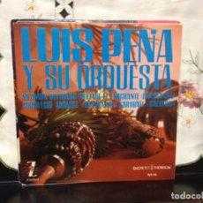 Discos de vinilo: LUIS PEÑA Y SU ORQUESTA - MI AMOR OLVIDADO + 3 / EP 7' VINYL SPAIN 1962 - M/M. Lote 191550410