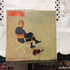 Discos de vinilo: FLORIAN ZABACH - FRENCH DRESSING + 3 EP 7' SPAIN 1957 MG -10.001 / NM/M. Lote 191551405