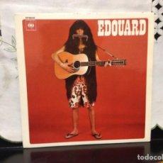 Discos de vinilo: EDOUARD - LES ALLUCINATIONS D' EDOUAR +3 EP 7' VINYL EP 6008 SPAIN 1966. M-M. Lote 191553852
