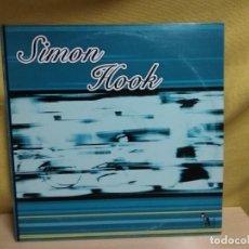 Discos de vinilo: SIMON HOOK - LEAN TIME . Lote 191554060