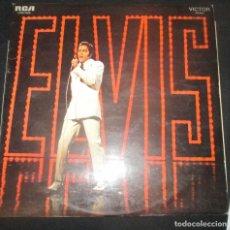 Discos de vinilo: ELVIS PRESLEY - ELVIS - LP - RCA 1968 . Lote 191555280