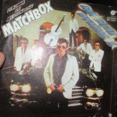 Discos de vinilo: MATCHBOX SG MAGNET 1980 MIDNITE DYNAMOS) - ROCKABILLY ROCK N ROLL. Lote 191555673