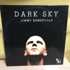 Discos de vinilo: JIMMY SOMERVILLE - DARK SKY. Lote 191555748