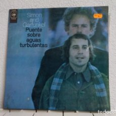 Discos de vinilo: SIMÓN Y GARFUNKEL . Lote 191557778