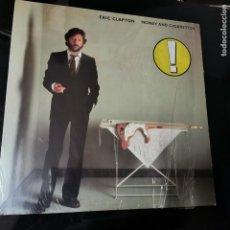 Discos de vinilo: ERIC CLAPTON.MONEY AND CIGARETTES.LP.. Lote 191557873