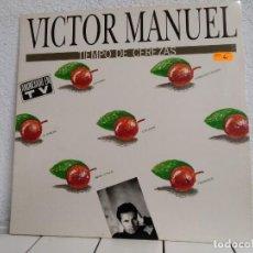 Discos de vinilo: VÍCTOR MANUEL . Lote 191558066