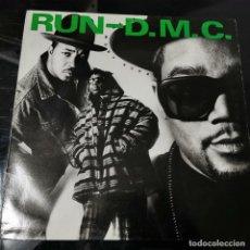 Discos de vinilo: RUN-DMC EDICION UK BACK FROM HELL 1990 FILER401. Lote 191559111