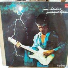 Discos de vinilo: JIMI HENDRIX - MIDNIGHT LIGHTNING - LP. DEL SELLO POLYDOR 1975 (1980). Lote 191572852