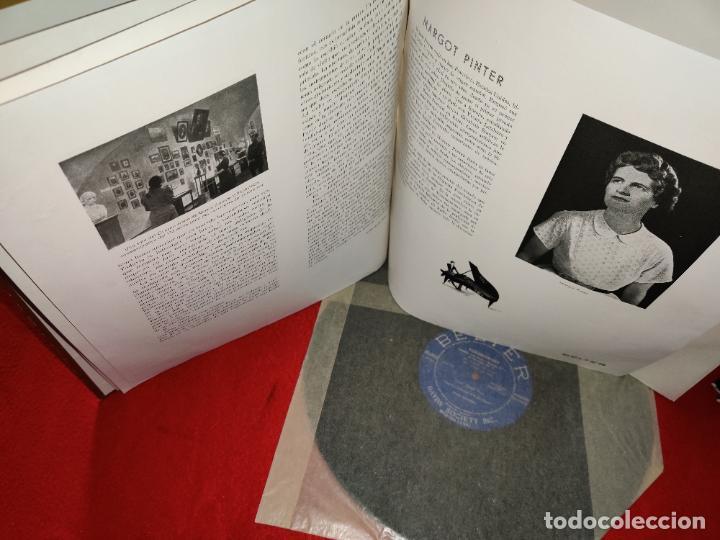 Discos de vinilo: TCHAIKOVSKY Piano 2 sol mayor op.44 Margot Pinter ORQ.Radio Berlin LP 195? Belter SPAIN ESPAÑA - Foto 2 - 191578143