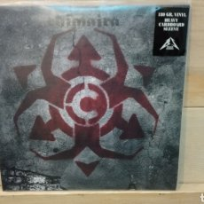 Discos de vinilo: CHIMAIRA ‎– THE INFECTION . DOBLE LP VINILO NUEVO. HEAVY METAL.. Lote 191581701