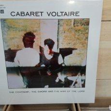 Discos de vinilo: CABARET VOLTAIRE THE COVENANT. LP VINILO PRECINTADO. Lote 191582893