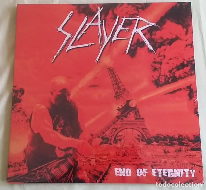 SLAYER END OF ETERNITY LP (Música - Discos - LP Vinilo - Heavy - Metal)