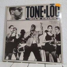 Discos de vinilo: TONE-LOC. Lote 191584718