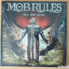 Discos de vinilo: MOB RULES - TALES FROM BEYOND (2LP + CD) PRECINTADO. Lote 191586112