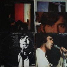 Discos de vinilo: LOT 6 LPS JOAN MANUEL SERRAT -VER FOTOS. Lote 191588727