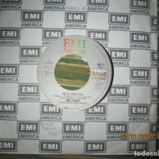 Discos de vinilo: KIM CARNES - BETTE DAVIS EYES SINGLE - ORIGINAL U.S.A. - E.M.I. RECORDS 1981 -. Lote 191593090