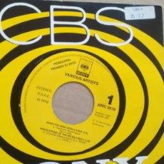 Discos de vinilo: E P ( VINILO)-PROMOCION- VARIOUS ARTISTS ( RARO) BILLY JOEL-L.L. COOL J.-HARRY CONNICK JR.-MICHAEL B. Lote 191595846