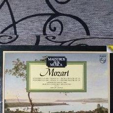 Discos de vinilo: MOZART - CONCIERTO PARA VIOLIN. Lote 191604028