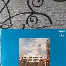 Discos de vinilo: BEETHOVEN - SYMPHONIE NR5. Lote 191604171
