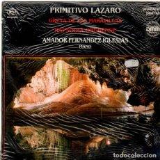 Discos de vinilo: PRIMITIVO LAZARO*,AMADOR FERNANDEZ IGLESIAS_–GRUTA DE LAS MARAVILLAS / RAPSODIA ONUBENSE. Lote 191604220