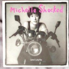 Disques de vinyle: MICHELLE SHOCKED - COME A LONG WAY. SINGLE EDICIÓN ALEMANA.. Lote 191604700